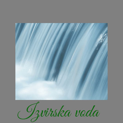 izvirska voda